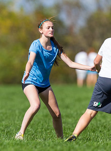 Yorktown vs W-L Coed Ultimate (18 Oct 2014)