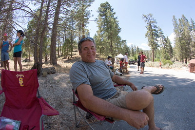 Big Jimmy.  Note the slimming effect of the fisheye lens.