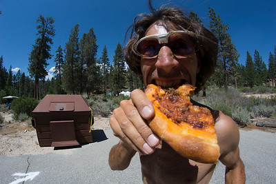How does Jesse stay so thin eating pizza all day?