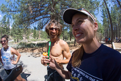 Ultra marathon dental hygiene -- an oft-overlooked component of success.