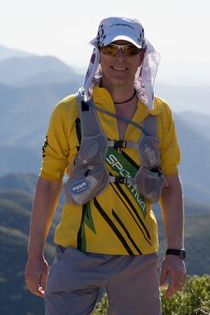 Bruce Grant on Nordhoff Ridge