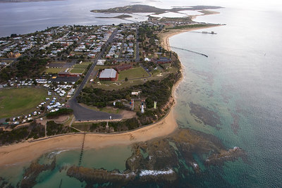 Point Lonsdale and Queeslciff - Fort Queenscliff