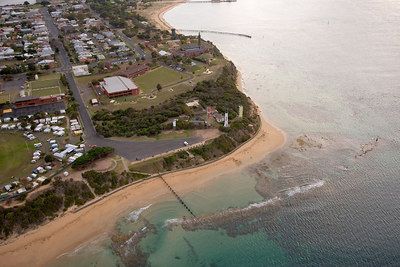 Point Lonsdale - Fort Queenscliff - Lighthouse