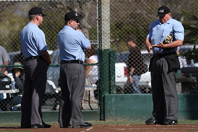 Umpire Cal State East Bay Mar17