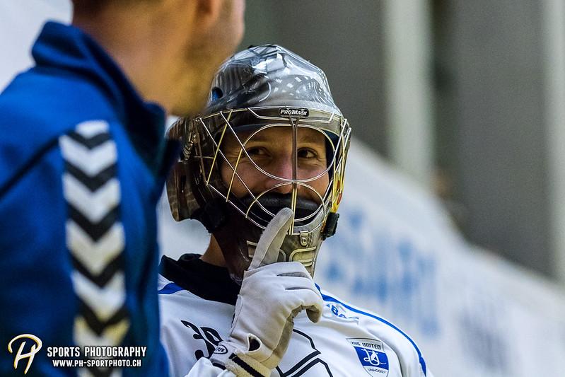 NLA Herren: Zug United - Unihockey Tigers Langnau - 8:11