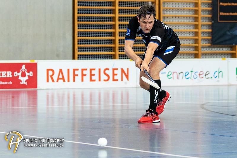 Schweizer Cup 1/128-Final: UHC Einhorn Hünenberg - UHC KTV Muotathal - 18:2