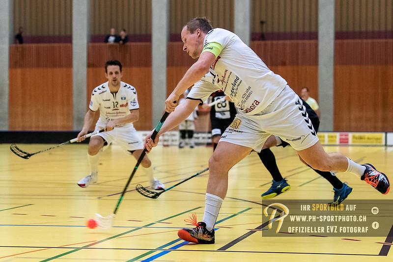 Herren NLA - 18/19: Zug United - Grasshopper Club Zürich - 10-10-2018