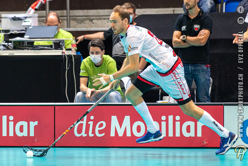 Unihockey Supercup 2020 Final Männer: Floorball Köniz - UHC Alligator Malans