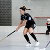 8ème journée de 2ème ligue dames petit terrain groupe 2 à Corcelles (NE) - match  Corcelles-Cormondrèche - HC Bevaix II