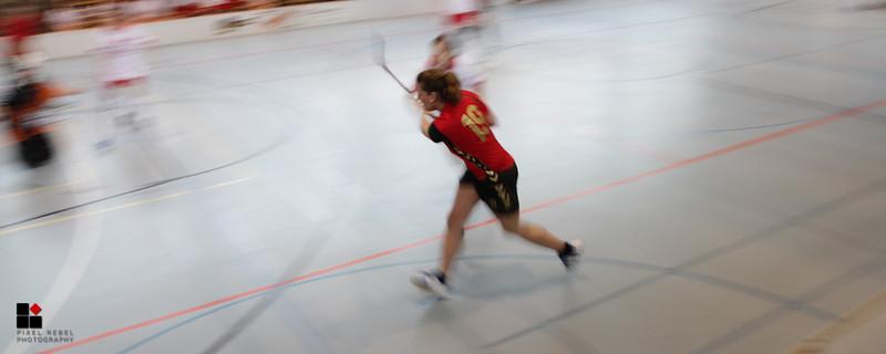8ème journée de 2ème ligue dames petit terrain groupe 2 à Corcelles (NE)