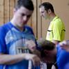 9ème journée de 2ème ligue hommes petit terrain groupe 1 à Gorgier