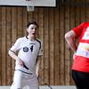 9ème journée de 2ème ligue hommes petit terrain groupe 1 à Gorgier - match Floorball Köniz - UHC Bevaix