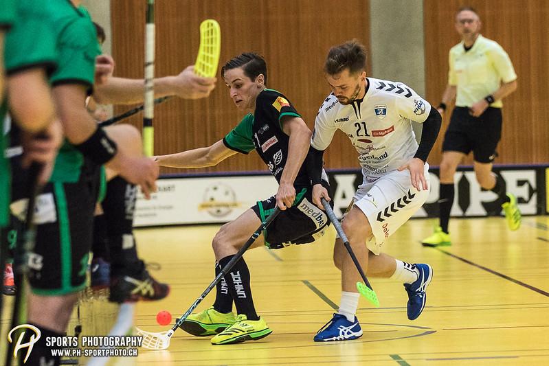 NLA Herren: Zug United - Waldkirch-St. Gallen - 11:6