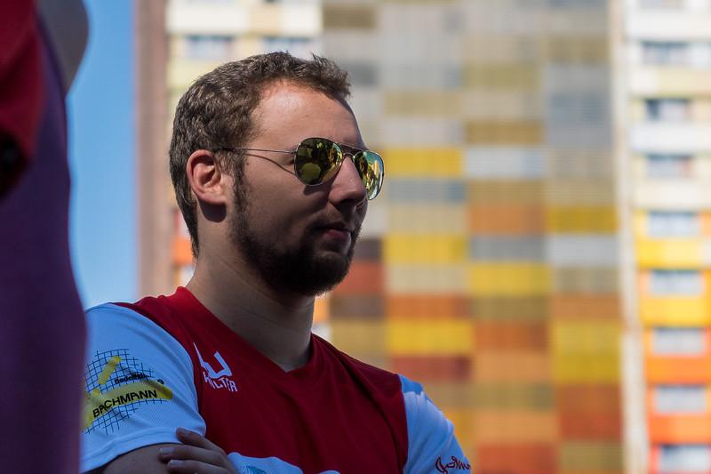 Prague Games 2016, 03. - 10. Juli - Team Zug United B18 Red