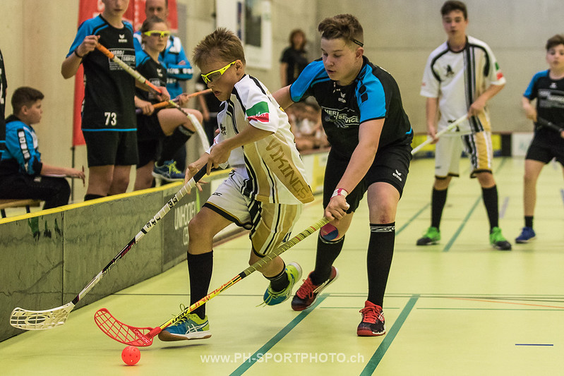 U14 Unihockey Endrunde