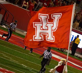 Univ. of Houston vs. Texas State Univ. Football, Sept. 27,  2015