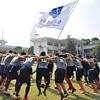 University Bowl V - Day 1 - Guangzhou Sports University flag football team
