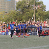University Bowl V - Day 1 - Guangzhou University of Chinese Medicine flag football team