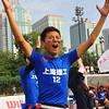 University Bowl V - Day 1 - University of Shanghai for Science & Technology flag football player