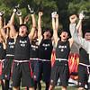 University Bowl V - Day 1 - Beijing Sports University flag football team