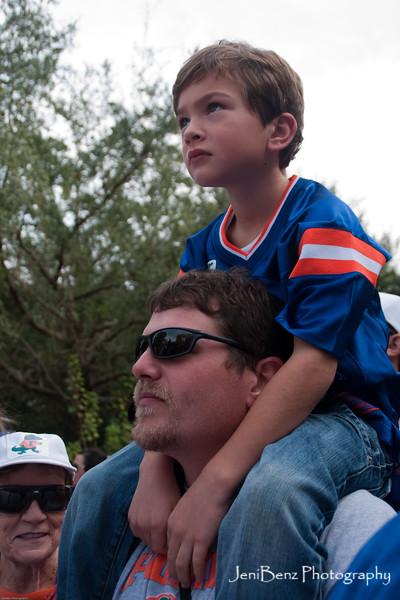 Gators vs. Golden Panters 2009-6