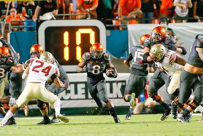 FSU Miami Game, 2014
