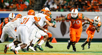 Univesrity of Miami Football