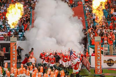 University of Miami Football vs. Florida Atlantic University