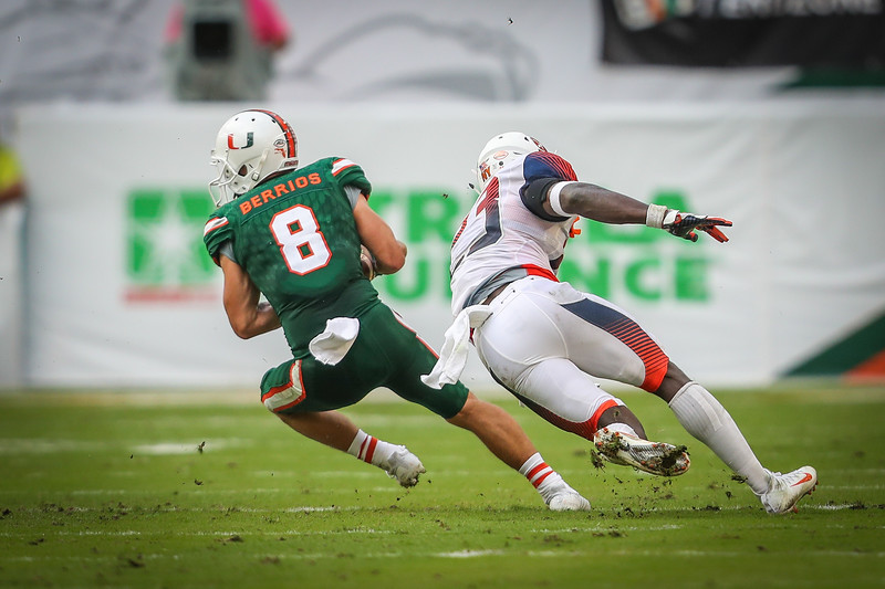 University of Miami vs. Syracuse