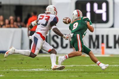 University of Miami vs. Syracuse