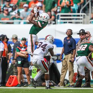 University of Miami vs. University of Virginia