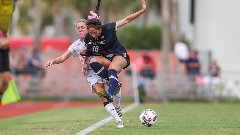 University of Miami vs. Notre Dame Soccer