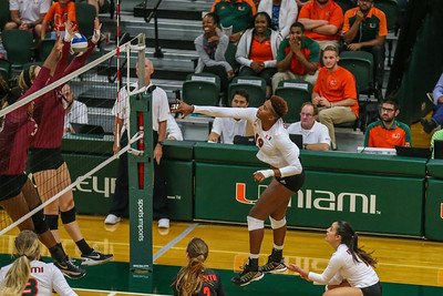 University of Miami vs. Florida State University