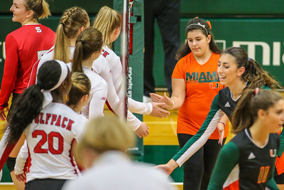 University of Miami vs. NC State