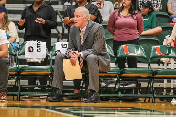 University of Miami vs. Pitt, Senior Day.