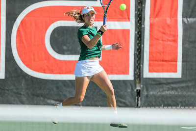 University of Miami Fall Invite, Women's Tennis