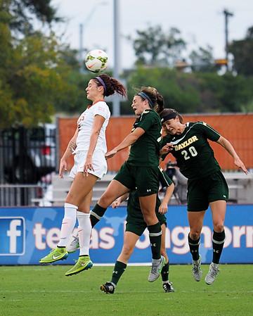 University of Texas Soccer vs. Baylor 10.25.2015