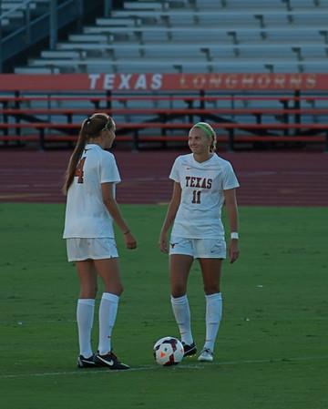 University of Texas Soccer vs. UTSA 9.22.2013