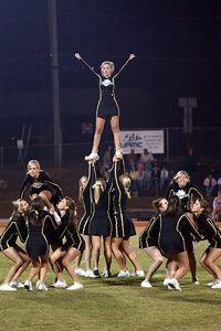 13 cheer