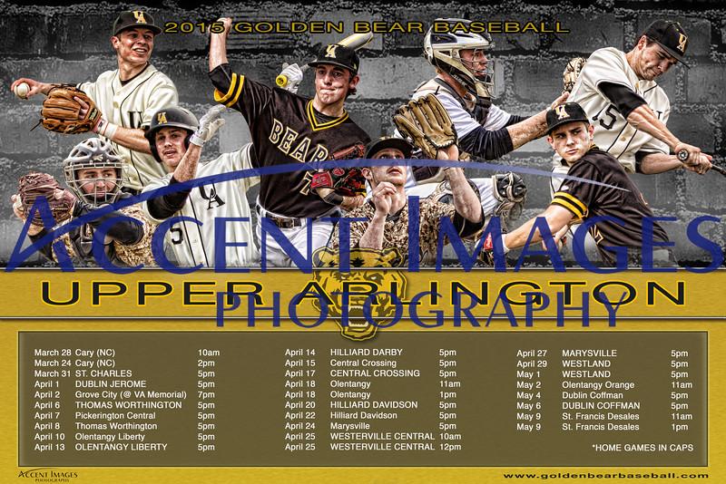 UA Baseball Poster 2015 FINAL