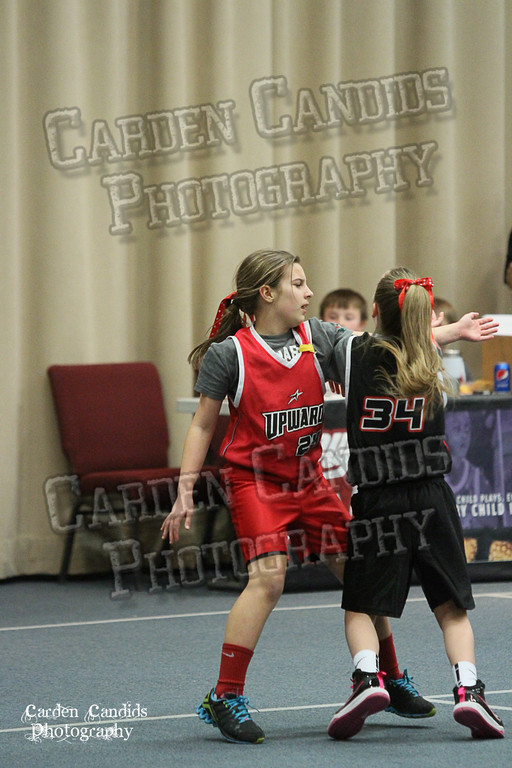 Upward Basketball 2-21-15 Games-2