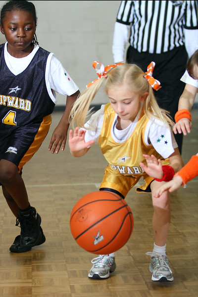 Upward Basketball 2011 (Summerville)