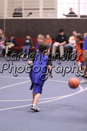 Upward Basketball at Blaise Baptist Church, 2010. Photos by CardenCandids Photography