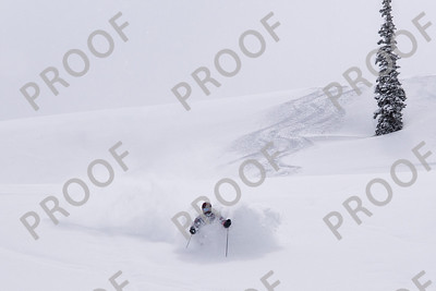 Even in a low snow year for much of the country like 2011-2012, Brian Head still had it's share of great powder.