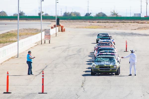 Big Bore Pursuit Race