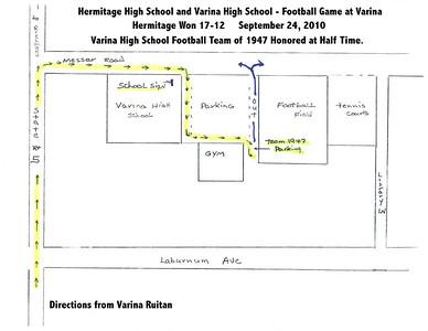 Varina HS Football 1947 map 001A copy A