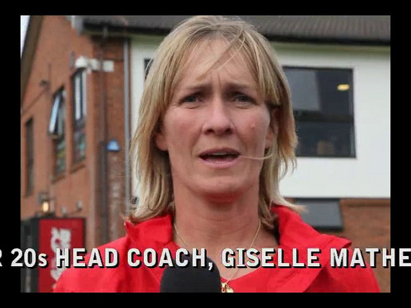 Giselle Mather comments