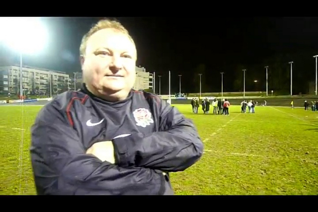 Rugbymatters, 'Lissy', catches up with Head Coach Gary Street following that close encounter with France in Rennes
