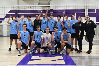 VPHS Men's Volleyball 2018 Santiago Tournament