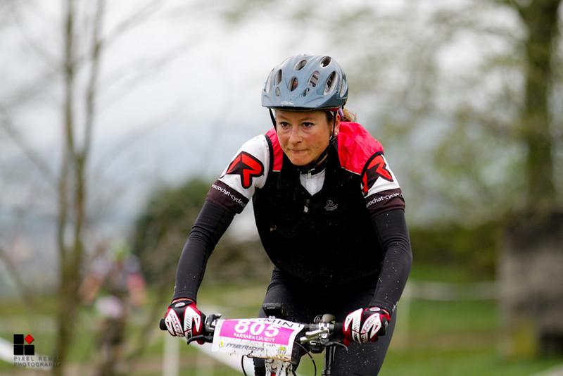 Garmin bike cup 2013 - 1ère manche - Barbara Liardet (805)